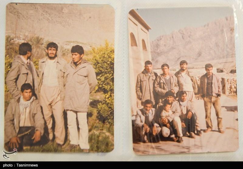 روایت تصویری زندگی شهید پاسدار فریدون کاردانی