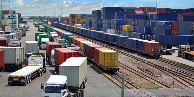 صادرات بیش از ۶۲۳ هزار دلار کالا از پایانه مرزی ریمدان