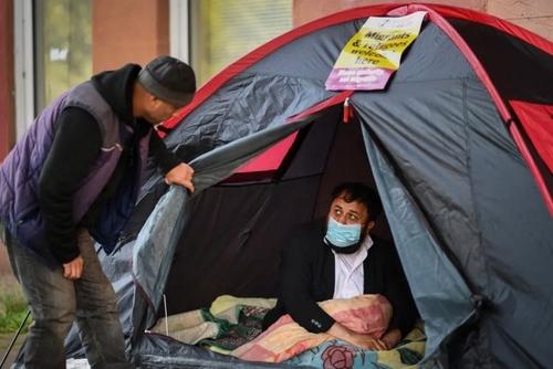 اعتصاب غذای یک پناهجوی جوان افغانستانی در اسکاتلند