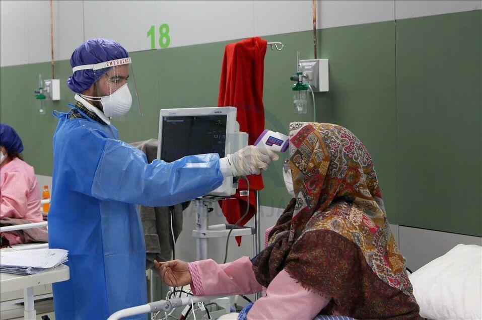 بیمارستانهای کرونایی اصفهان در آستانه تکمیل ظرفیت