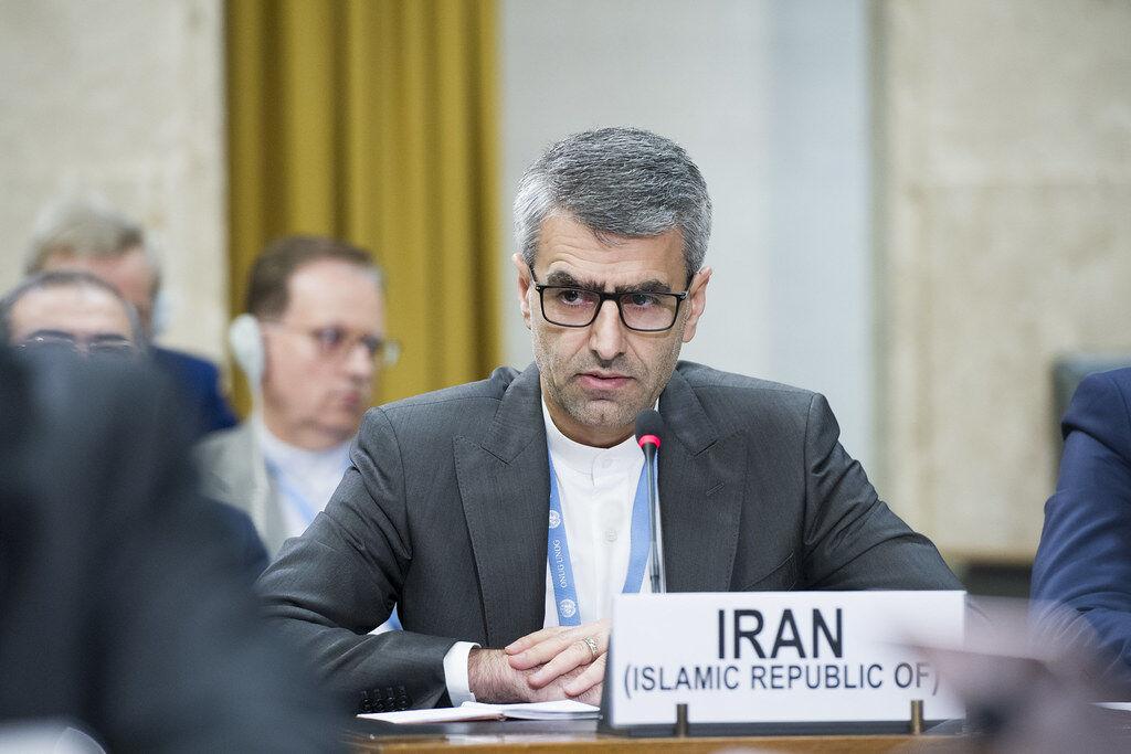 هفته پُرکار ایران در نشست شورای حقوق بشر ژنو