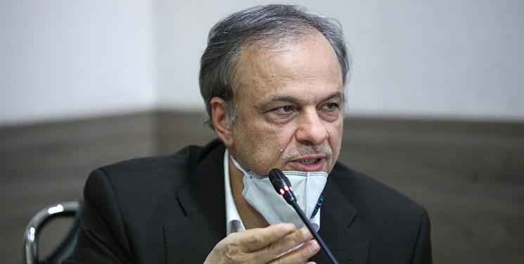 رزمحسینی: وزارت صمت بنگاه سیاسی نیست