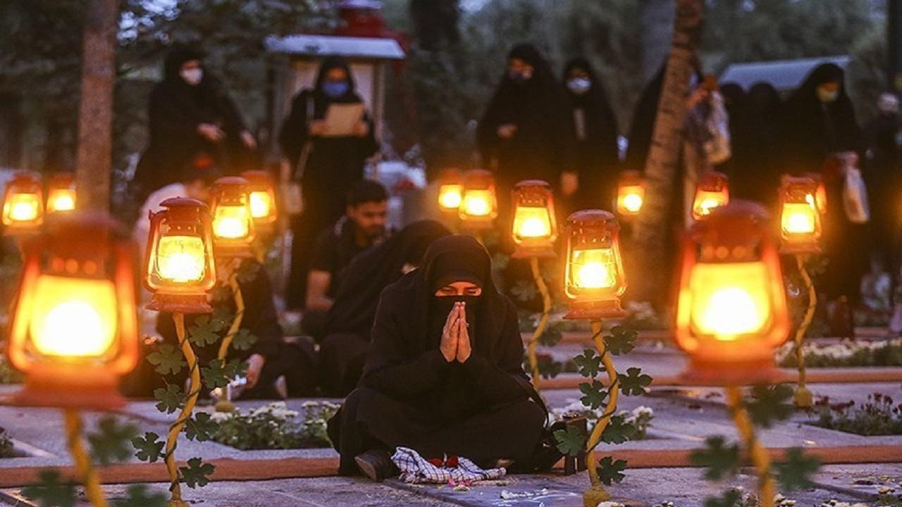 شهیدی که در خواب به خواهرش خبر شهادتش را داد