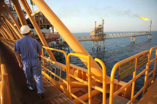 رشد ۲ برابری حفاریهای نفتی ایران در خلیج فارس