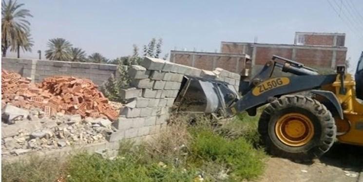 رفع تصرف 564 هزار متر مربع از اراضی ملی در کلیبر
