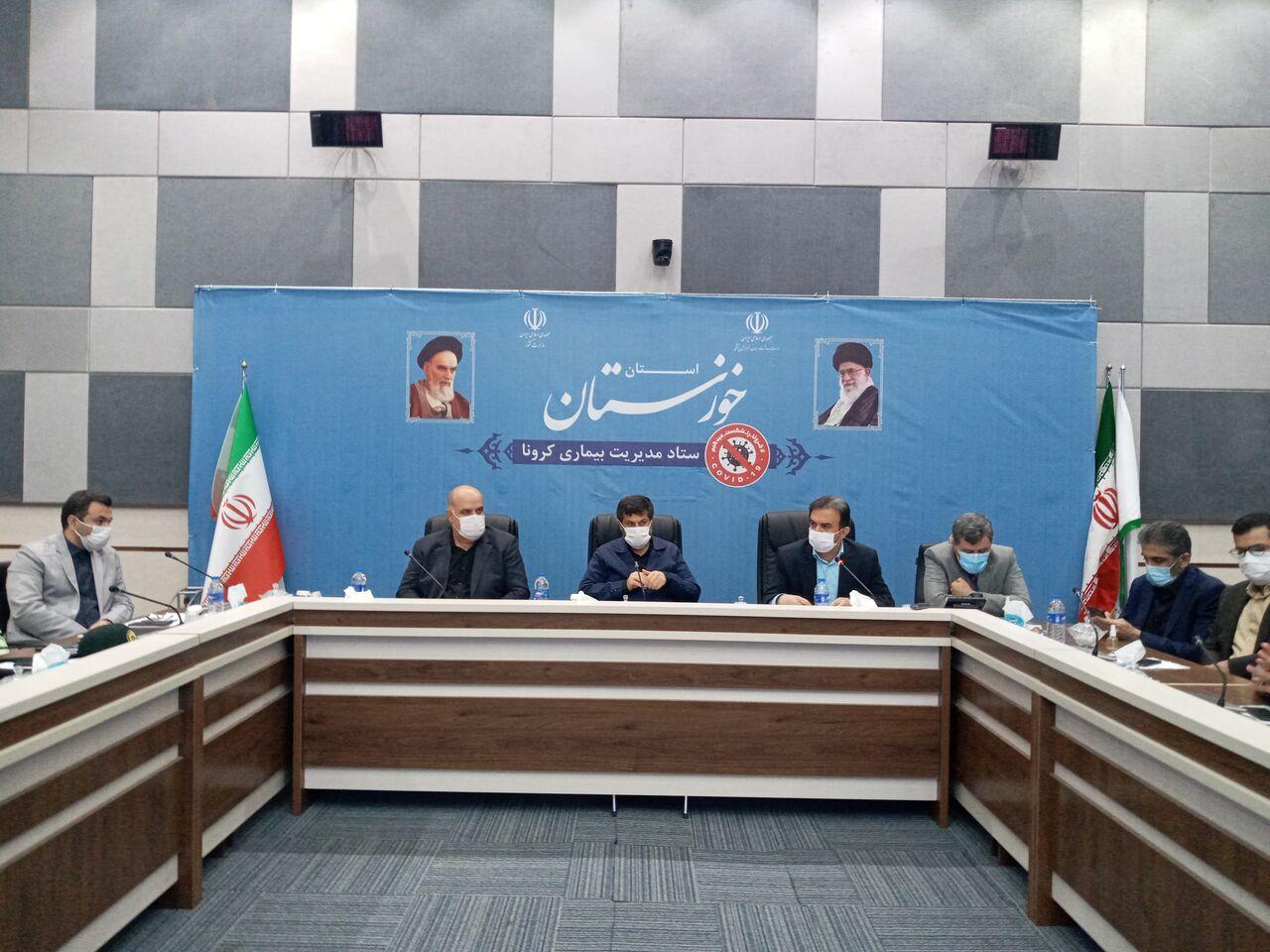 بازگشت دوباره اعمال محدودیتهای وضعیت قرمز در خوزستان