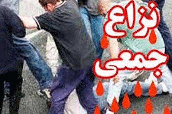 نزاع دسته جمعی در گرگان؛ ۱۰ نفر مصدوم شدند