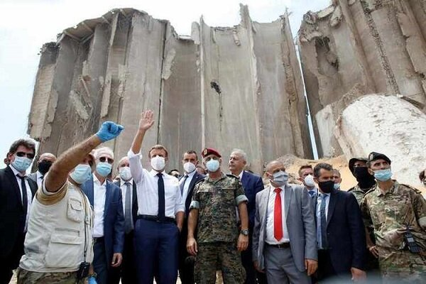 ماکرون فردا درباره لبنان نشست خبری خواهد داشت