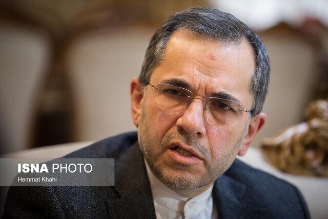 تختروانچی: به ایران ارتباطی ندارد که چه کسی در کاخ سفید مینشیند