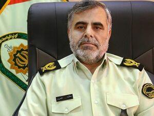 «سردار قنبری» رئیس پلیس آگاهی ناجا شد