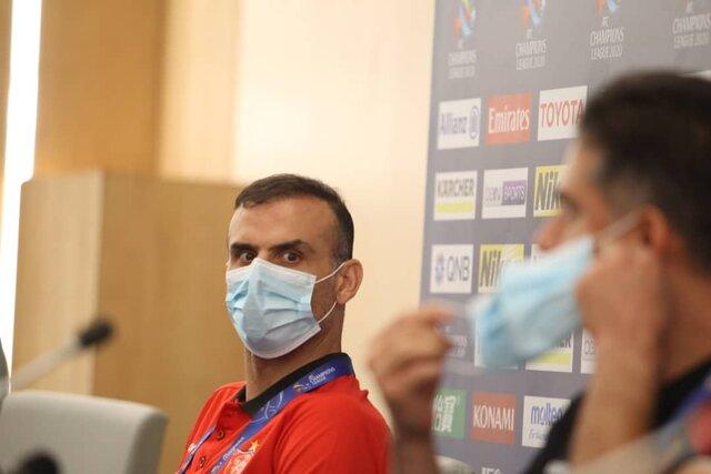 حسینی: بازی پرسپولیس و السد برای هر دو تیم سخت است