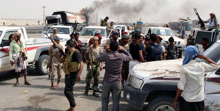 پهپاد اماراتی مقر نیروهای منصور هادی را بمباران کرد