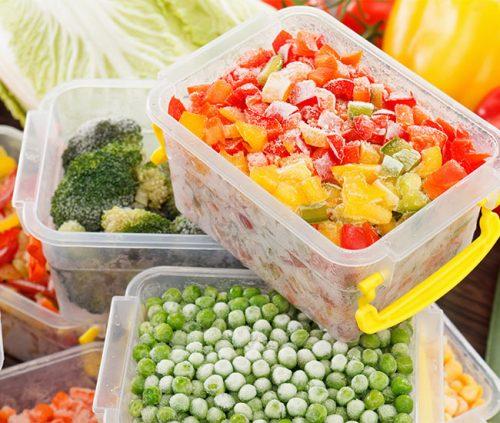 مواد غذایی منجمد کرونا را انتقال نمیدهند