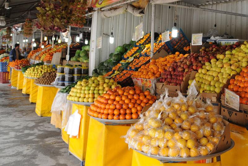 قیمت میوه قصد کوتاه آمدن ندارد