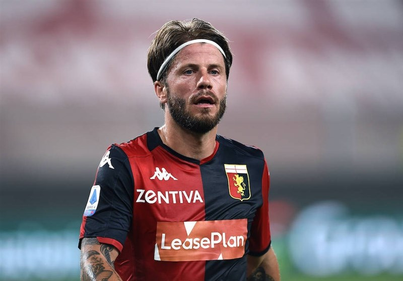 دومین بازیکن جنوا به کرونا مبتلا شد