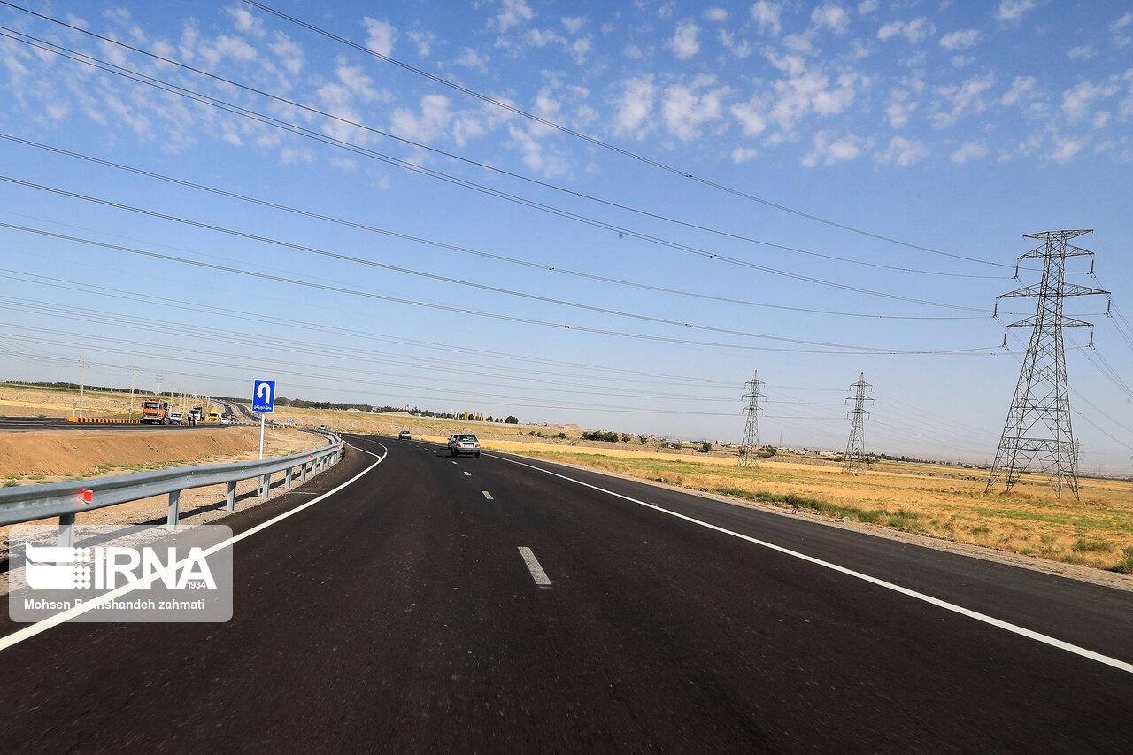 بزرگراه اردبیل-مشگین شهر اوایل سال آینده بهرهبرداری میشود