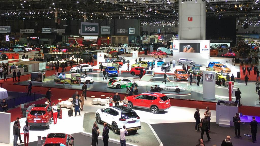 برگزاری نمایشگاه خودروی پکن با وجود کرونا