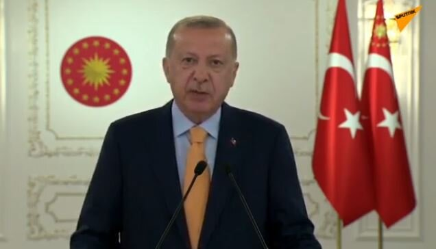 پیام شیطنتآمیز اردوغان به مردم ارمنستان