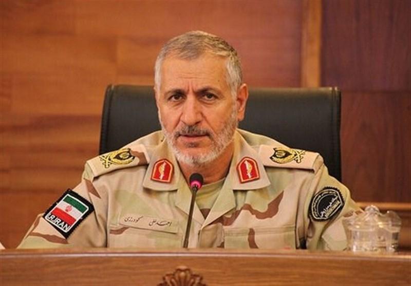 فرمانده مرزبانی ناجا: انتقام خون شهدای مرزبان را از قاچاقچیان میگیریم