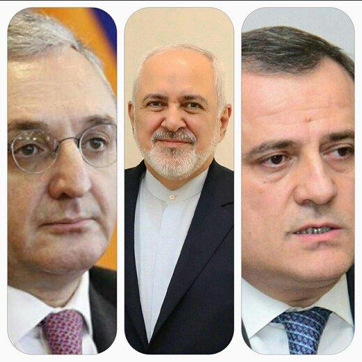 ظریف نگران بحران قرهباغ شد