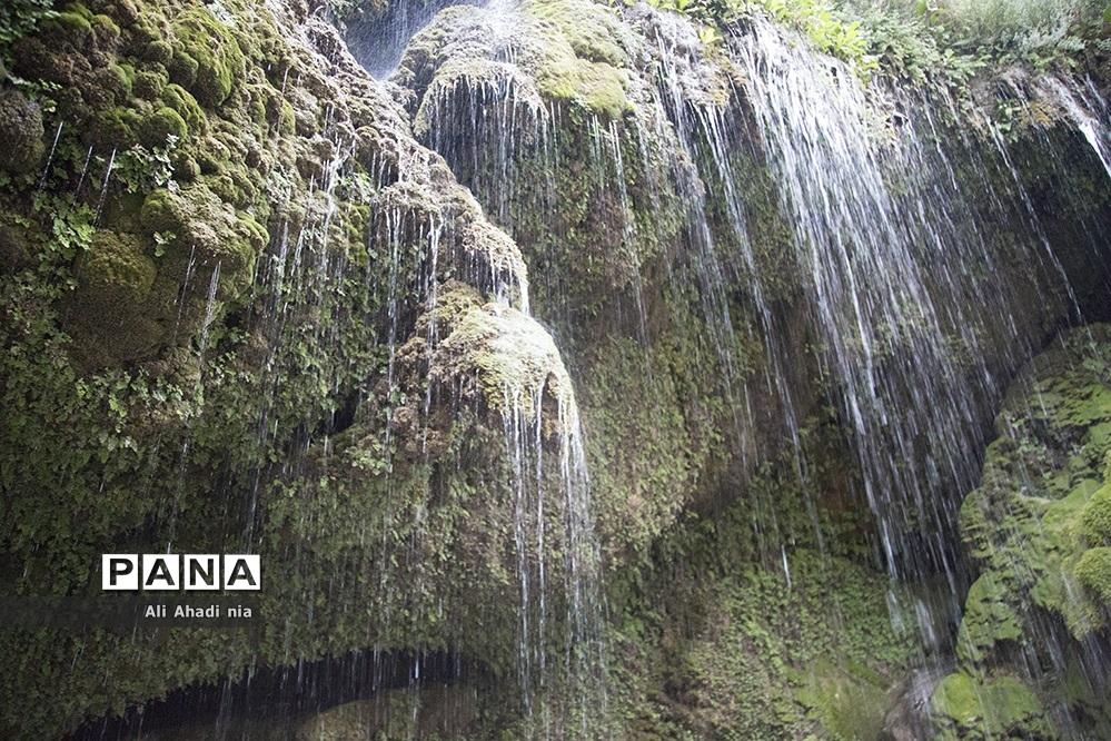 آبشار «آسیاب خرابه» جلفا