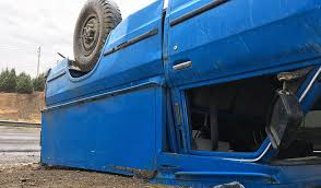 سرعت زیاد خودروی نیسان حادثه آفرید