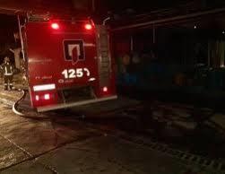 زنده شدن یکی از فوتیهای حادثه آتشسوزی پمپ بنزین تاکستان
