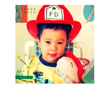 آموزش ساخت کاردستی کلاه آتش نشان