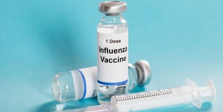 آغاز توزیع واکسن آنفلوآنزا در مازندران