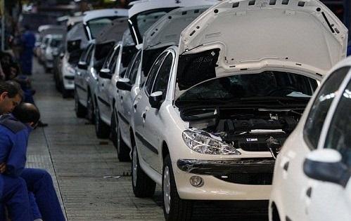 زنجیره آشفتگی صنعت و بازار خودرو