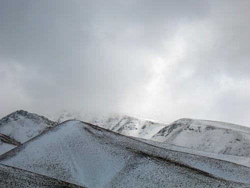 احتمال بارش برف در ارتفاعات برخی استان ها