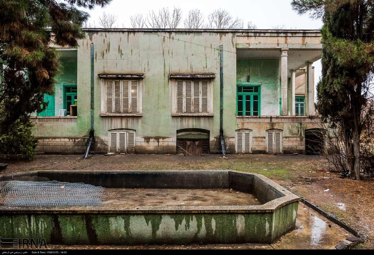 عمارت تاریخی قوامی نیشابور در آستانه تخریب