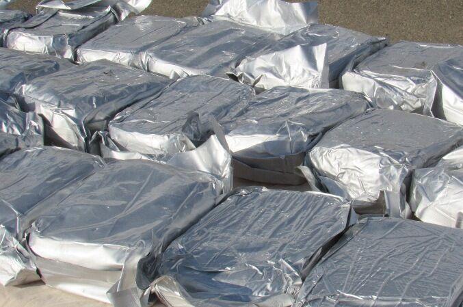 یک تن و ۱۰۰ کیلوگرم مواد مخدر در خراسان جنوبی کشف شد