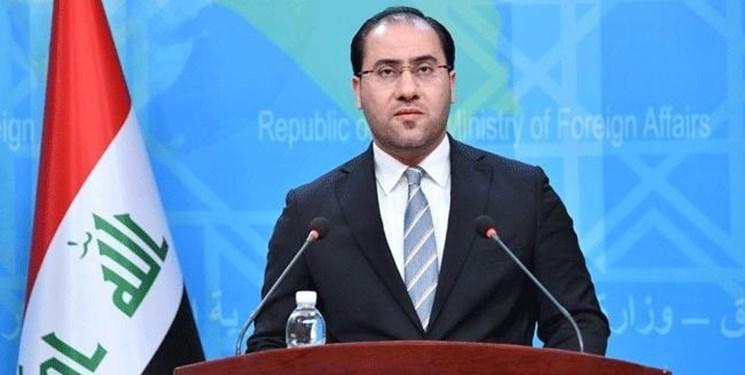 عراق: درخواستي براي انتقال سفارت آمريکا دريافت نکردهايم