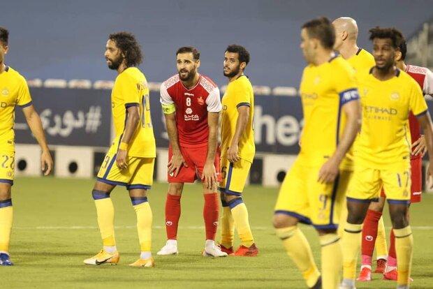 پيروزي کثير پرسپوليس در غياب آلکثير/ پرسپوليس هم AFC را برد هم النصر را