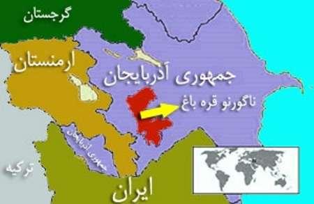 اصابت بیش از ۱۰ گلوله منازعه ارمنستان و آذربایجان به روستاهای خداآفرین