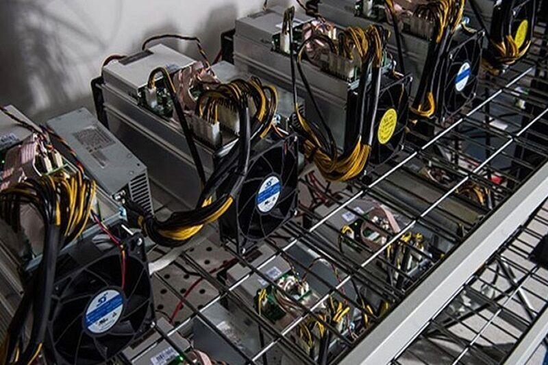 کشف 73 دستگاه استخراج ارز دیجیتال در تفت