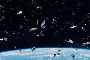 IBM پروژه پیشبینی مسیر زبالههای فضایی و بهینهسازی ارتباط ماهوارهای را منبع باز کرد