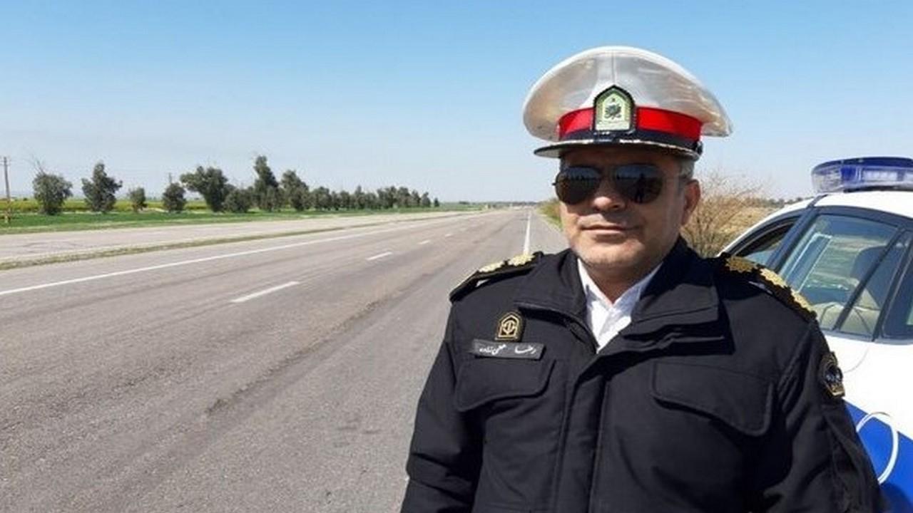 محدودیت ترافیکی در ۷ ایستگاه کنترلی توسط پلیس راه استان ایلام