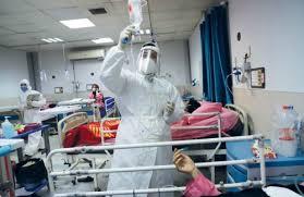 روایتی از نبرد با کرونا در بیمارستان رازی اهواز