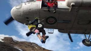 روایت شاهد عینی از سقوط مرگبار مربی سنگنوردی
