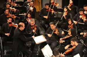 صاحب نامان موسیقی در شورای ارکستر سمفونیک تهران