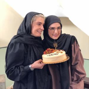 چهره ها/ الیکا عبدالرزاقی در جشن تولد مریم شیرازی