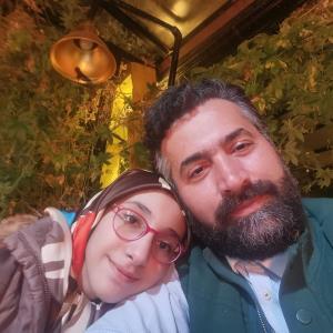 چهره ها/ همسر و دختر خوانده بهاره رهنما در یک قاب