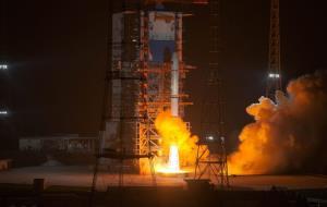 چین ماهواره دیگری را برای توسعه اینترنت اشیاء در مدار قرار داد