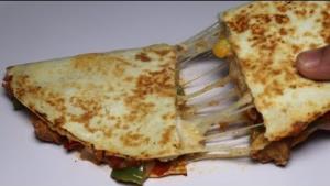 فست فود خانگی با دستور خوشمزه مکزیکی