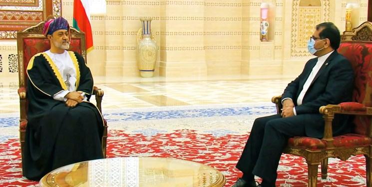 تأکید سلطان عمان بر تقویت و توسعه مناسبات با ایران