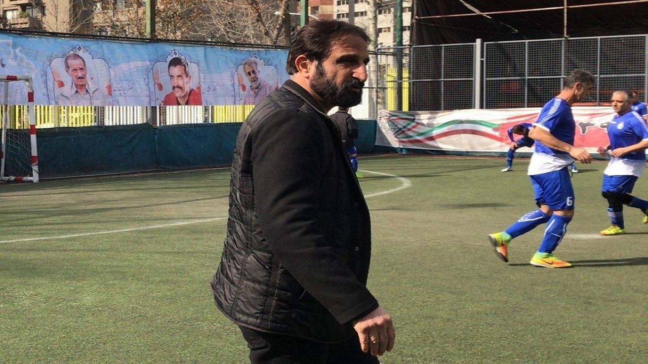 نوری سرمربی تیم فوتبال پیشکسوتان استقلال شد