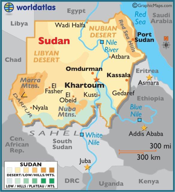 عبور نخستین هواپیمای تجاری رژیم صهیونیستی از حریم هوایی سودان