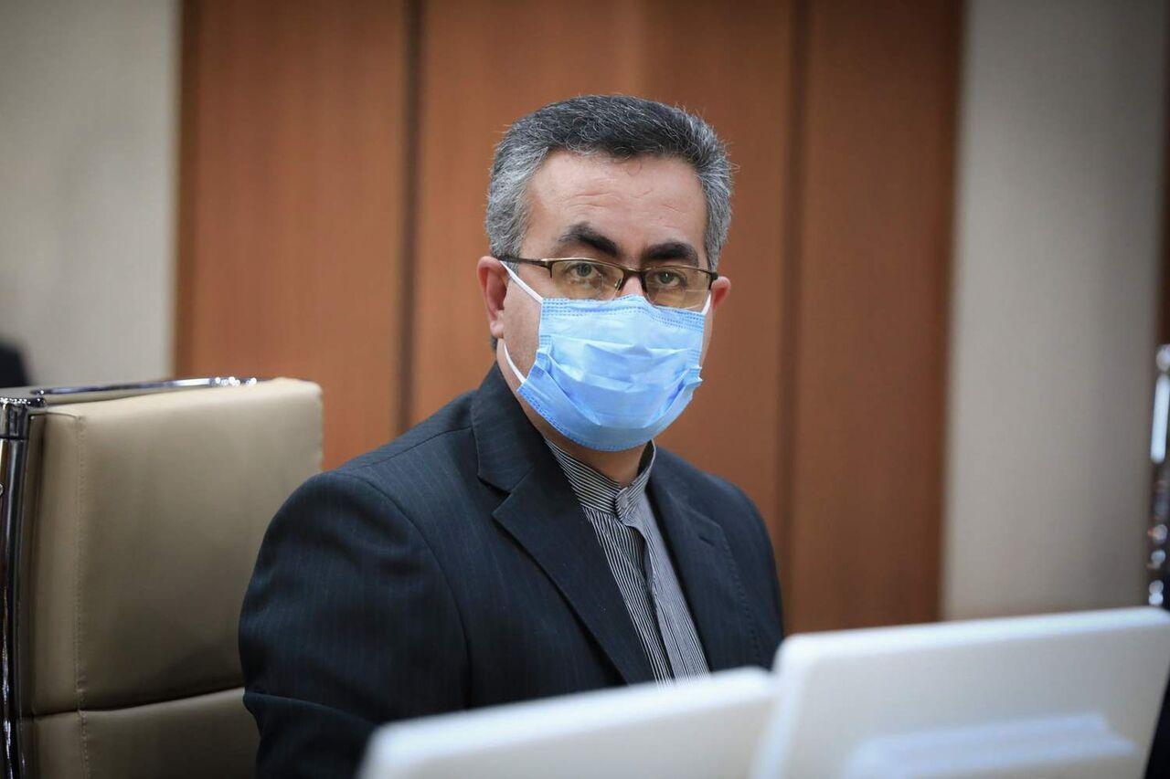جهانپور: 2 داروی گیاهی برای بهبود علائم کرونا مجوز تولید گرفتند